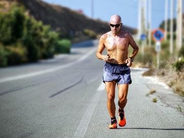 Как проводить тренировки в жару