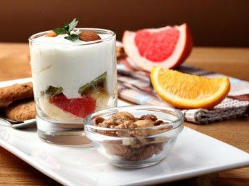 йогурты с наполнителями
