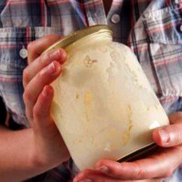 Как сделать масло из сливок 2
