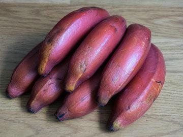 Не каждый банан желтый