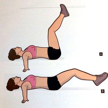 Упражнения для ног