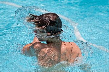 Плавание идеально