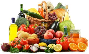 больше растительной пищи