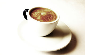 Старайтесь избегать кофеина