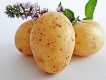 килограмм вареной картошки