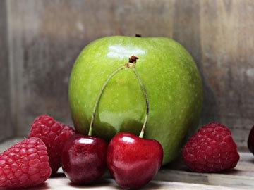 овощи и фрукты для диеты