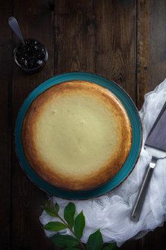 3. Творожный пирог