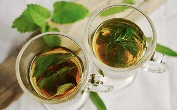 7. Травяной чай