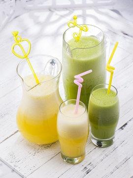 Пять соков, чтобы уменьшить талию