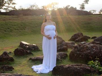 у вас появился живот после беременности