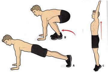 Первый круг упражнений Фигура к лету 4