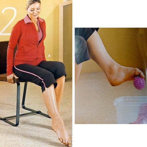 Упражнение 2 Сидя