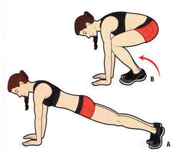 Второй круг упражнений Фигура к лету 3