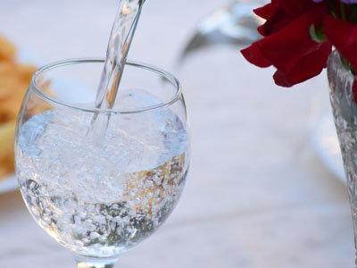 10. Минеральная вода