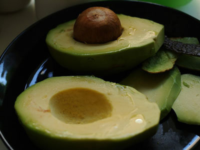 3. Авокадо