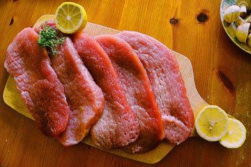 4. Нежирное мясо