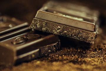 6. Темный шоколад