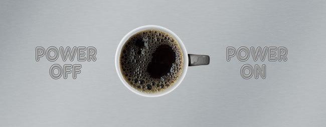 Кофе - один из самых приятных моментов дня