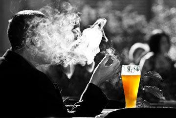 Насколько опасно курение - что в сигаретном дыме