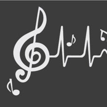 Сердце слушает музыку