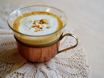 рецепт Золотого молока