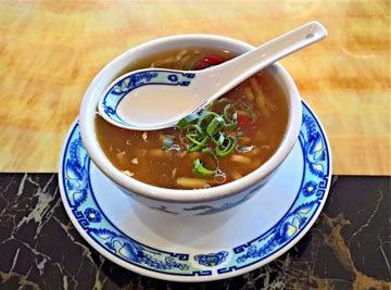 Азиатский Detox суп