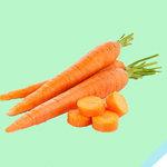 3. Морковь вместо шоколадных батончиков