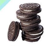 6. Овощные кусочки с зеленью вместо шоколадного печенья