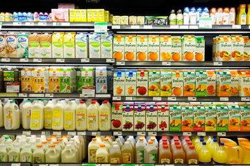 Упакованные продукты, содержащие консерванты, подлежат маркировке