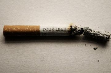 Вы должны бросить курить не позднее 34 лет