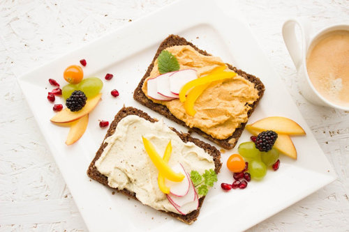 Что намазать на хлеб. Паста для бутербродов