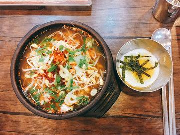 Азиатский суп из капусты