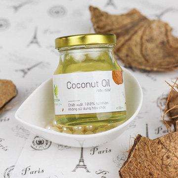 Кокосовое масло для ухода за волосами
