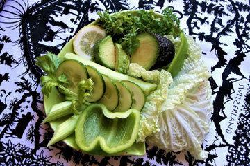 Овощи для похудения
