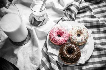 Подсластители можно найти во многих диетических продуктах