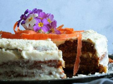 АМЕРИКАНСКИЙ морковный пирог а-ля Старбакс