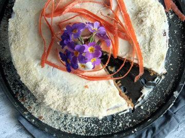 АМЕРИКАНСКИЙ морковный пирог