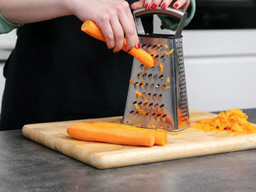 Мастер класс Морковный пирог. Пошаговый рецепт 1