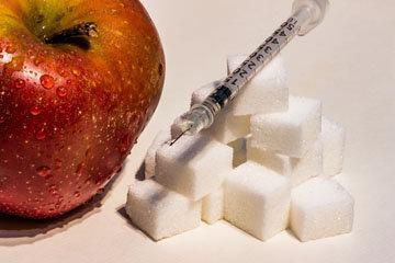 Сахар делает больным