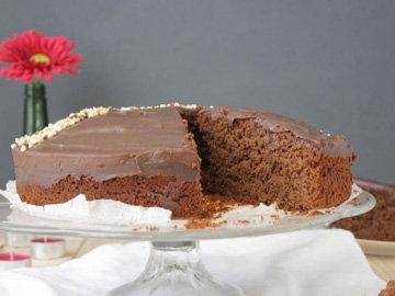 Шоколадный морковный пирог рецепт