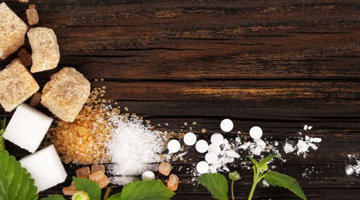 виды заменителей сахара