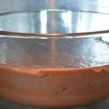 Рецепт шоколадного торта без яиц с растительным маслом 2