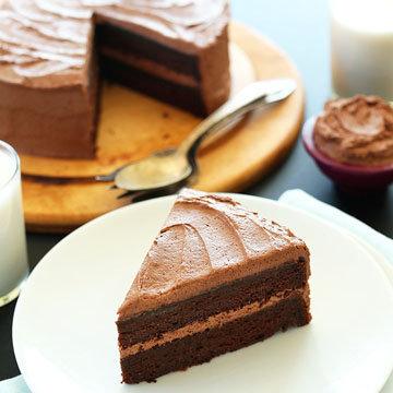 Шоколадный торт, настолько нежный, что тает во рту 1