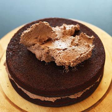 Шоколадный торт, настолько нежный, что тает во рту 2