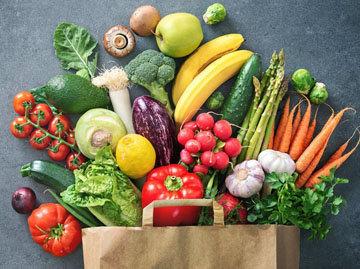 Покупайте как можно больше необработанных органических продуктов