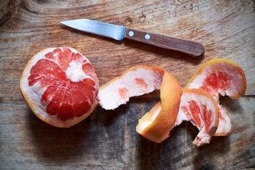 Похудение с грейпфрутом