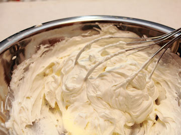 Рецепт диетического пирога с ванилью и пудингом 5