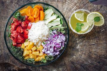 Самое главное в здоровом питании - это овощи, овощи, овощи