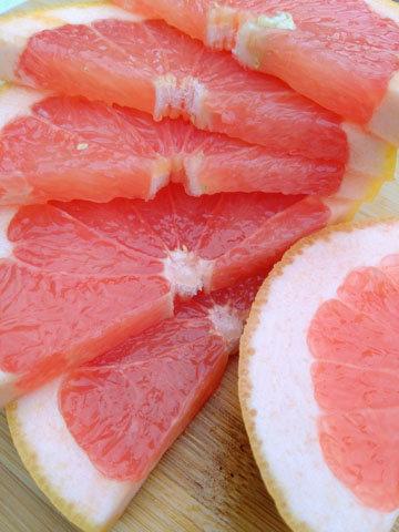 Употребление в пищу цитрусовых ускоряет метаболизм