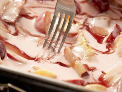 Вкусный диетический пирог с яблоками или сливой 10